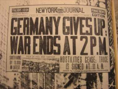 wwi-ends