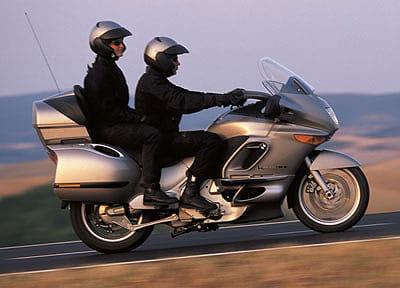 BMW K1200LT Review   BikeSocial