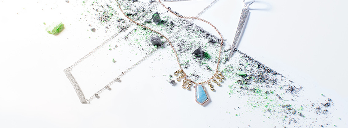 Our jewelry always makes a statement