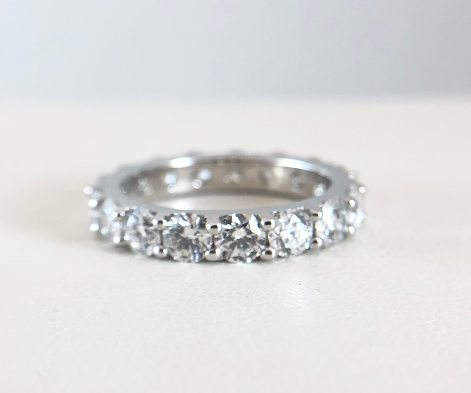 Eternity band - diamond