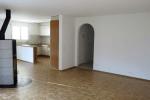 Wohnzimmer, Blick Richtung Küche
