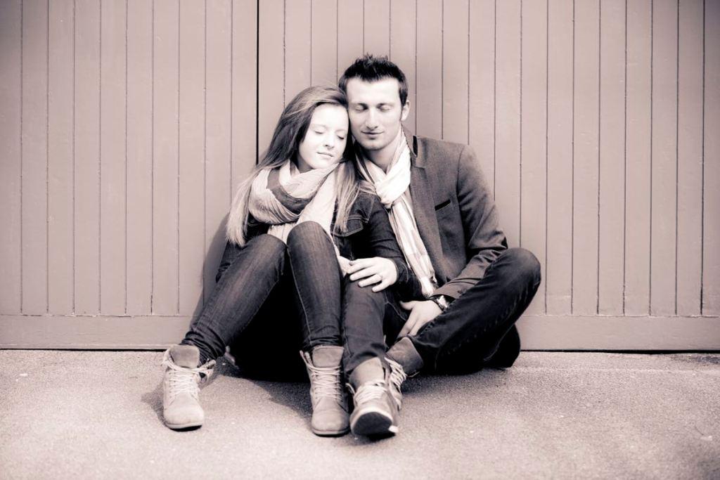 Séance Couple Benoît Hogedé Photographe Vidéaste Dunkerque