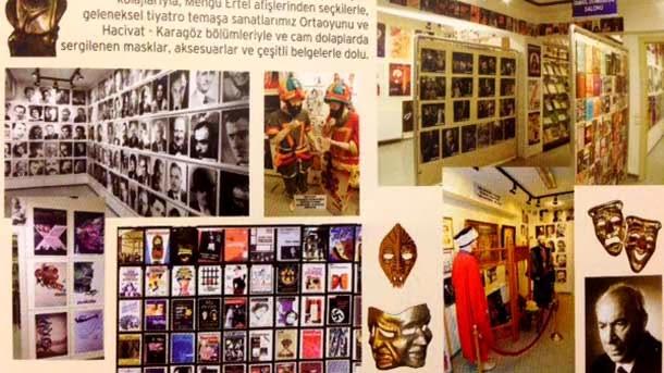 TÜRVAK Sinema-Tiyatro Müzesi