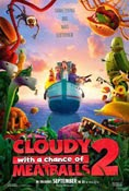 Cloudy with a Chance of Meatballs 2 / 6.0