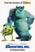 Sevimli Canavarlar / Monsters, Inc.