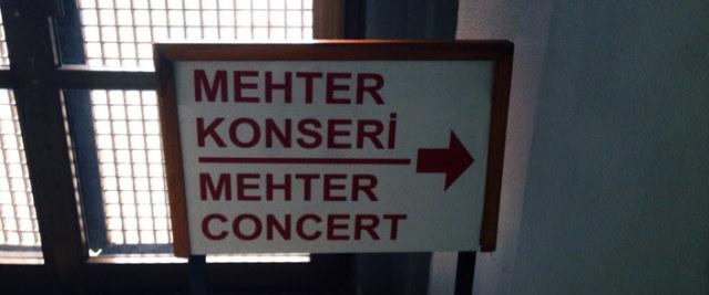 mehter-konseri