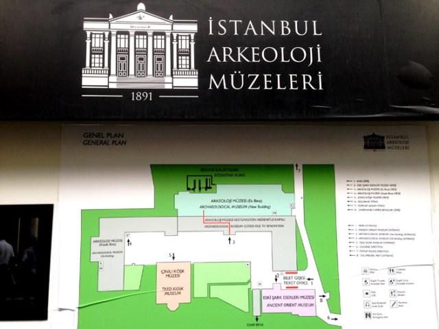 istanbul-arkeoloji-muzeleri-genel-plan
