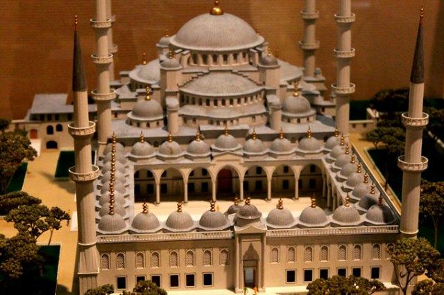 islam-muzesi-camii-maket