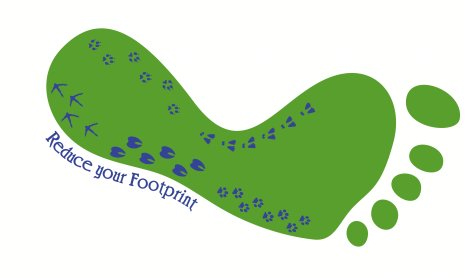Reduce Your Ecologial Footprint