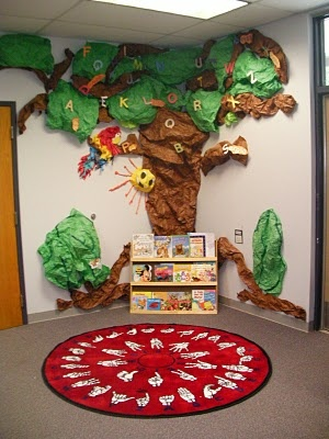 Chicka-Chicka-Boom-Boom-Reading-Corner-Idea