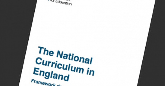 What do you think about the new National Curriculum    Ben Sandbrook What do you think about the new National Curriculum