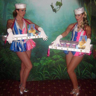 Show Girls Bensons Agency