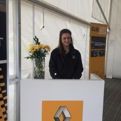 Renault Hospitality Staff Bensons Agency