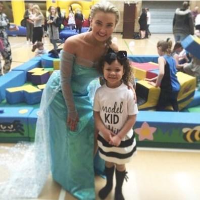 Disney Princess Elsa appearance