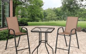 patio furniture and decor benson