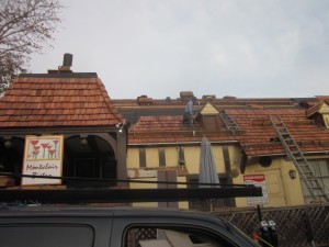 oakland roofing services