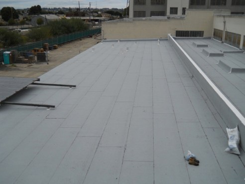 industrial roofing east bay