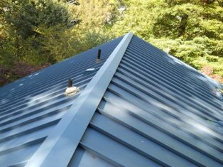 Metal roofing Bay Area