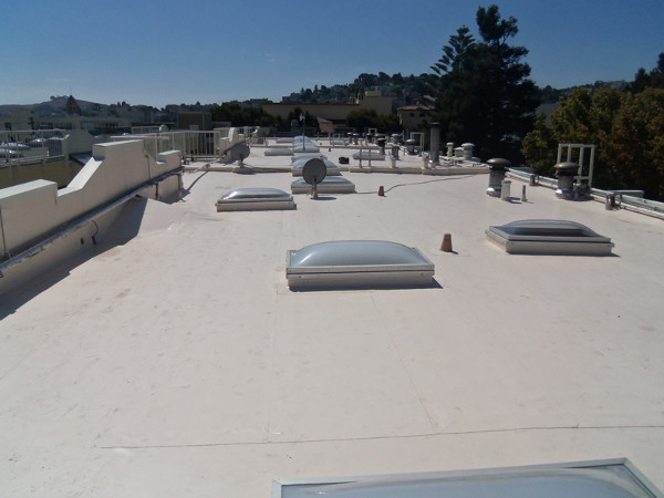 San Francisco Industrial Roofing