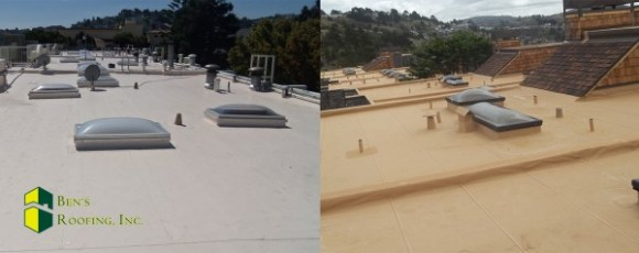 Flat Roof Commercial Roofing Options