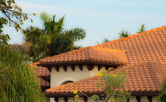 Energy Efficient Clay Tile Roofing on Bay Area Home