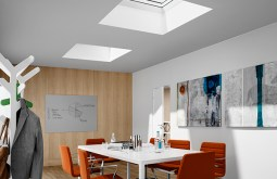 Oakland Skylight Installation for Office Daylighting