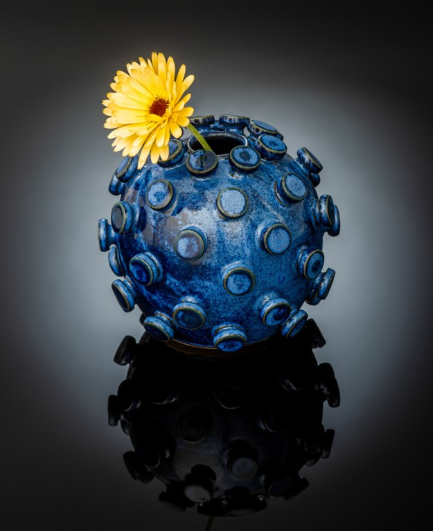 Covid-19 Vase