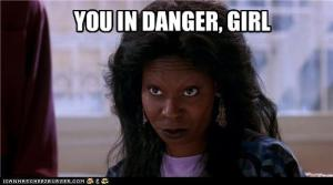 you-in-danger-girl