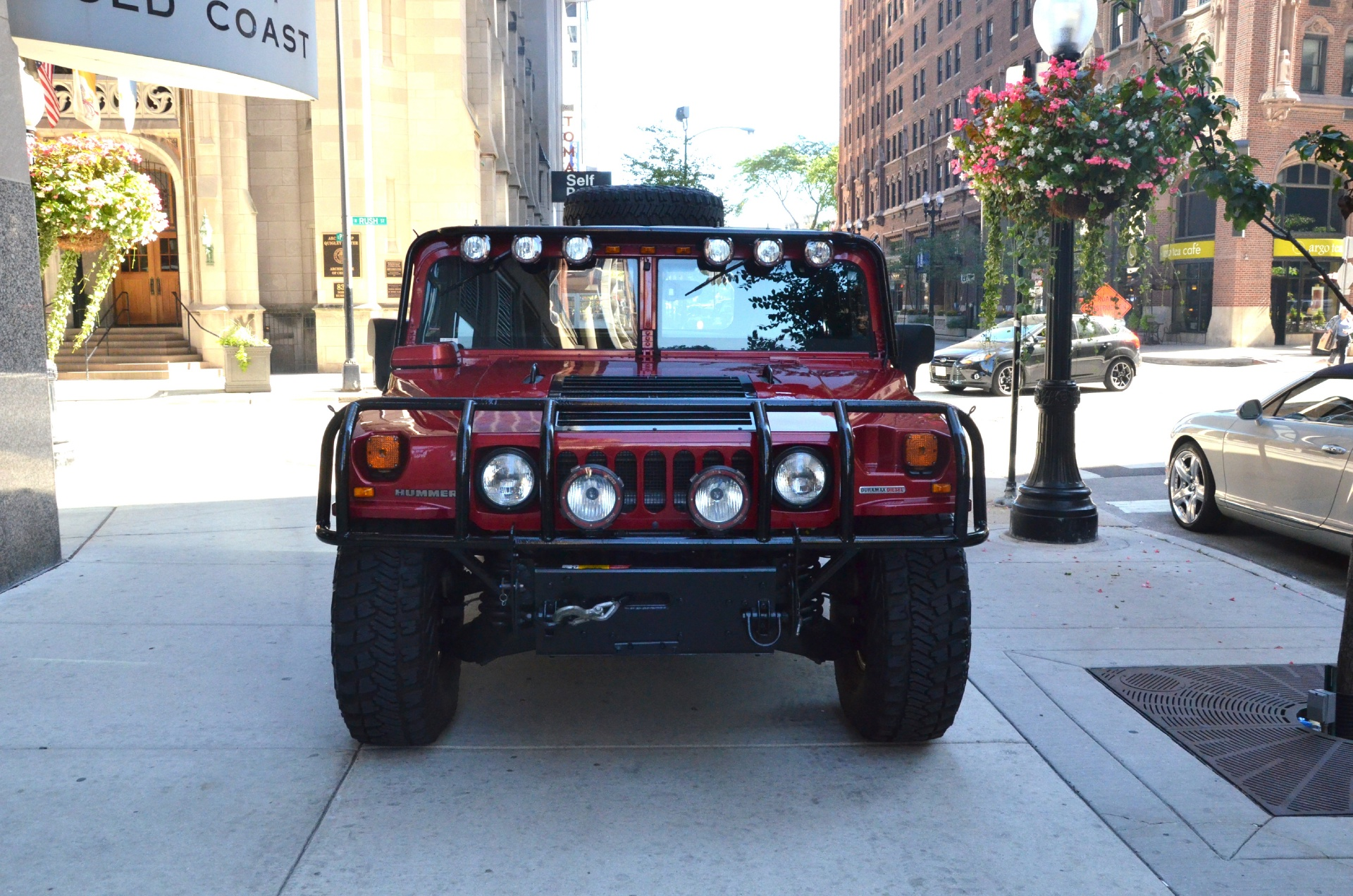 2006 HUMMER H1 Alpha Open Top Stock for sale near Chicago