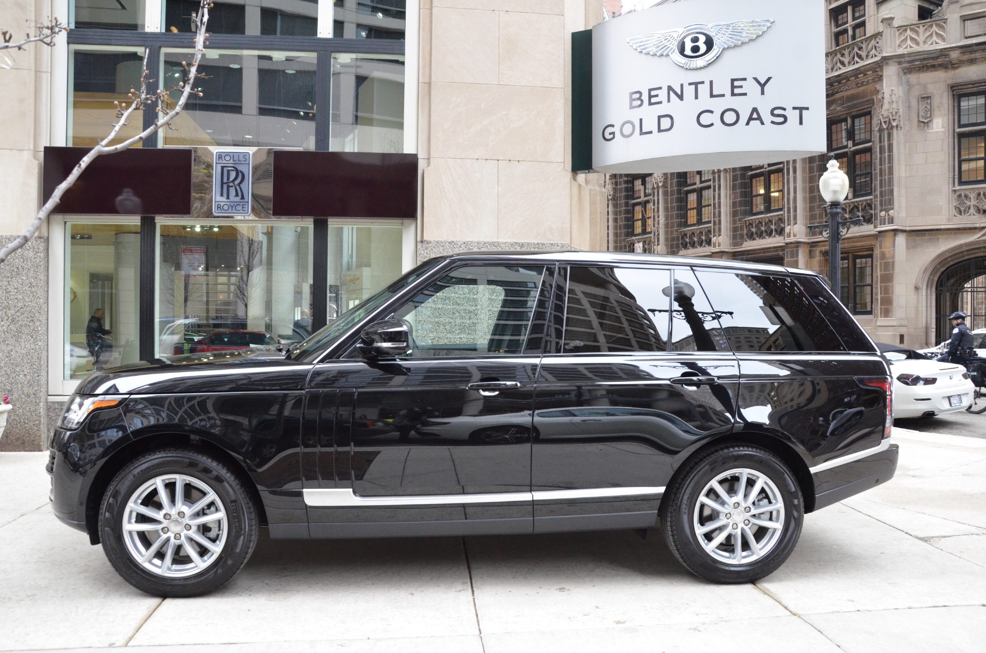 2014 Land Rover Range Rover Stock GC1388 for sale near Chicago