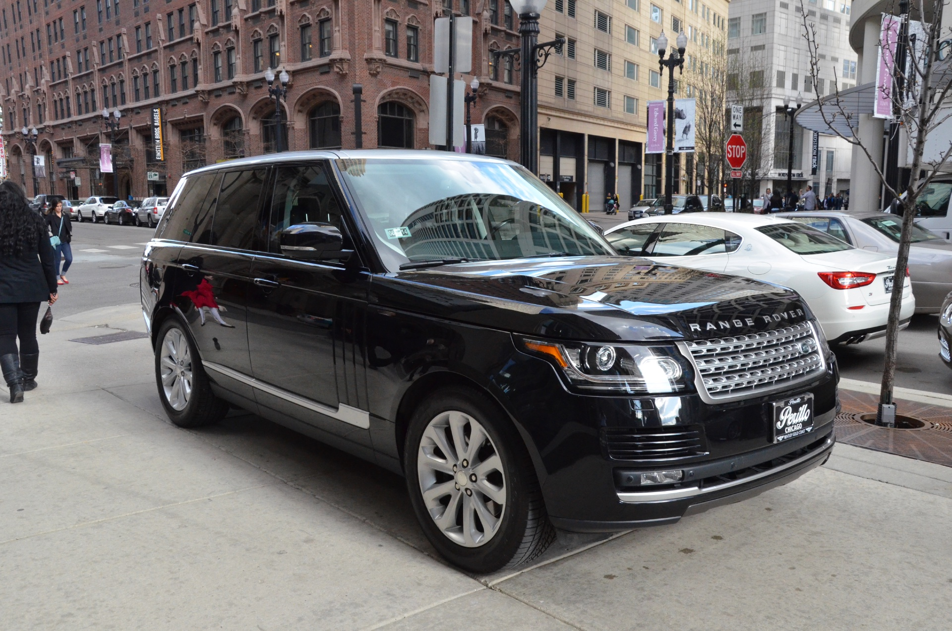2014 Land Rover Range Rover HSE Stock for sale near