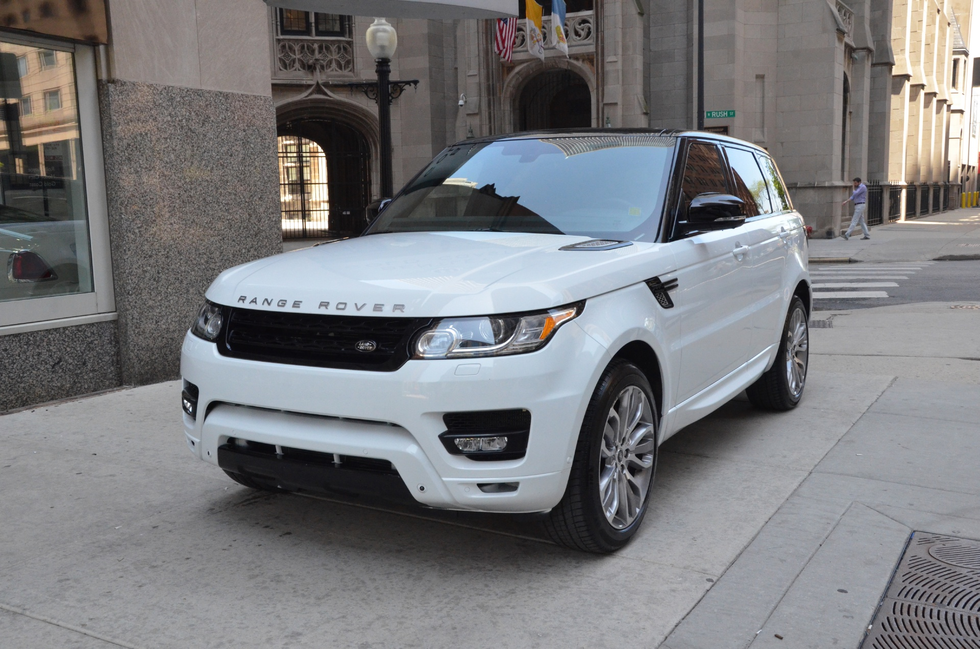 2014 Land Rover Range Rover Sport Supercharged Stock GC1414 for