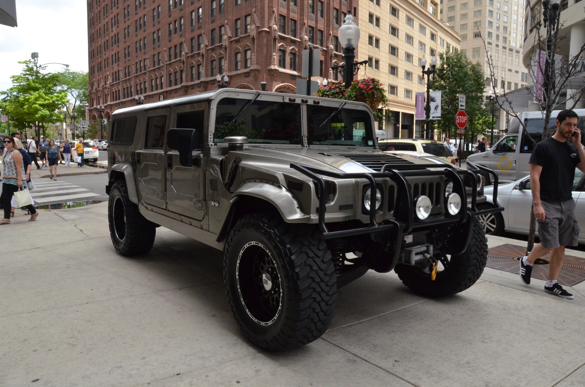 2003 HUMMER H1 Wagon Stock GC1596 for sale near Chicago IL