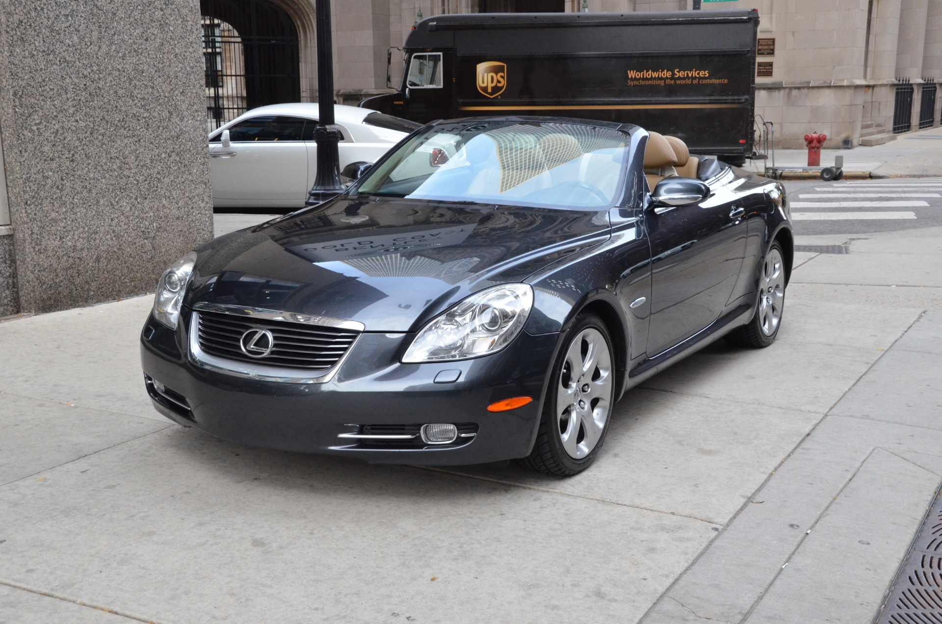 2008 Lexus SC 430 Stock GC1505B for sale near Chicago IL
