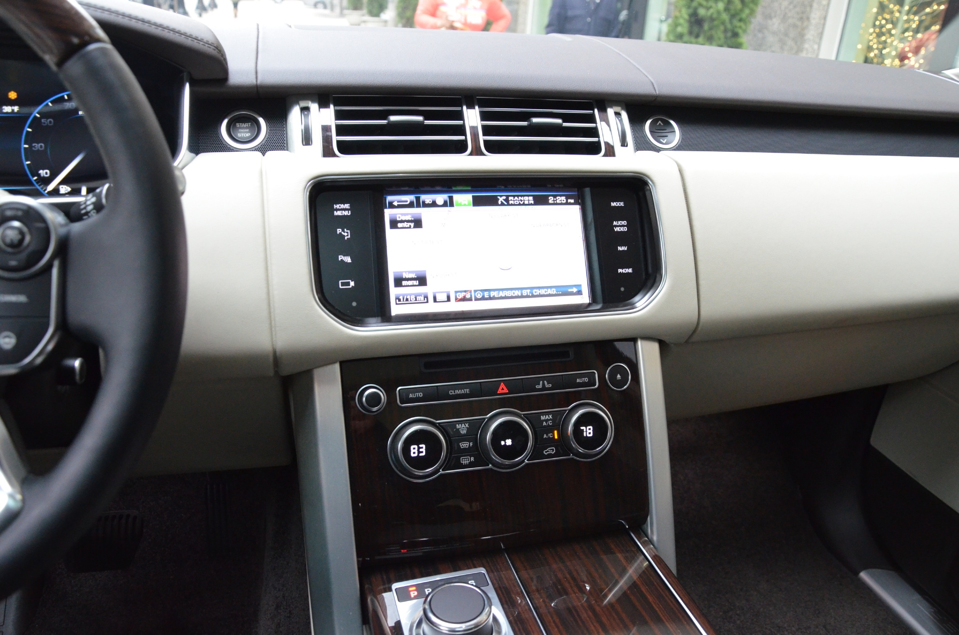 2013 Land Rover Range Rover HSE Stock for sale near