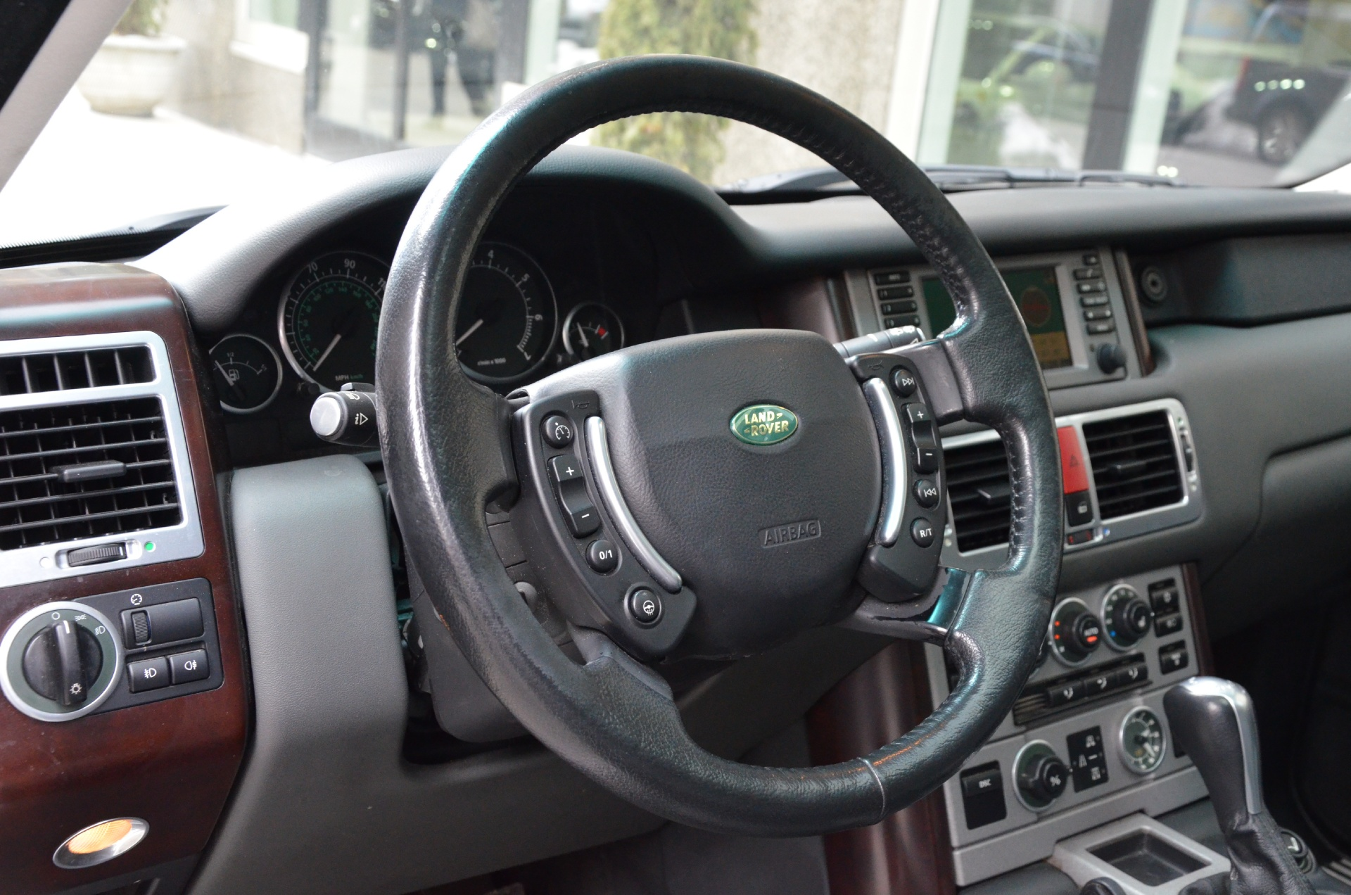 2004 Land Rover Range Rover HSE Stock for sale near