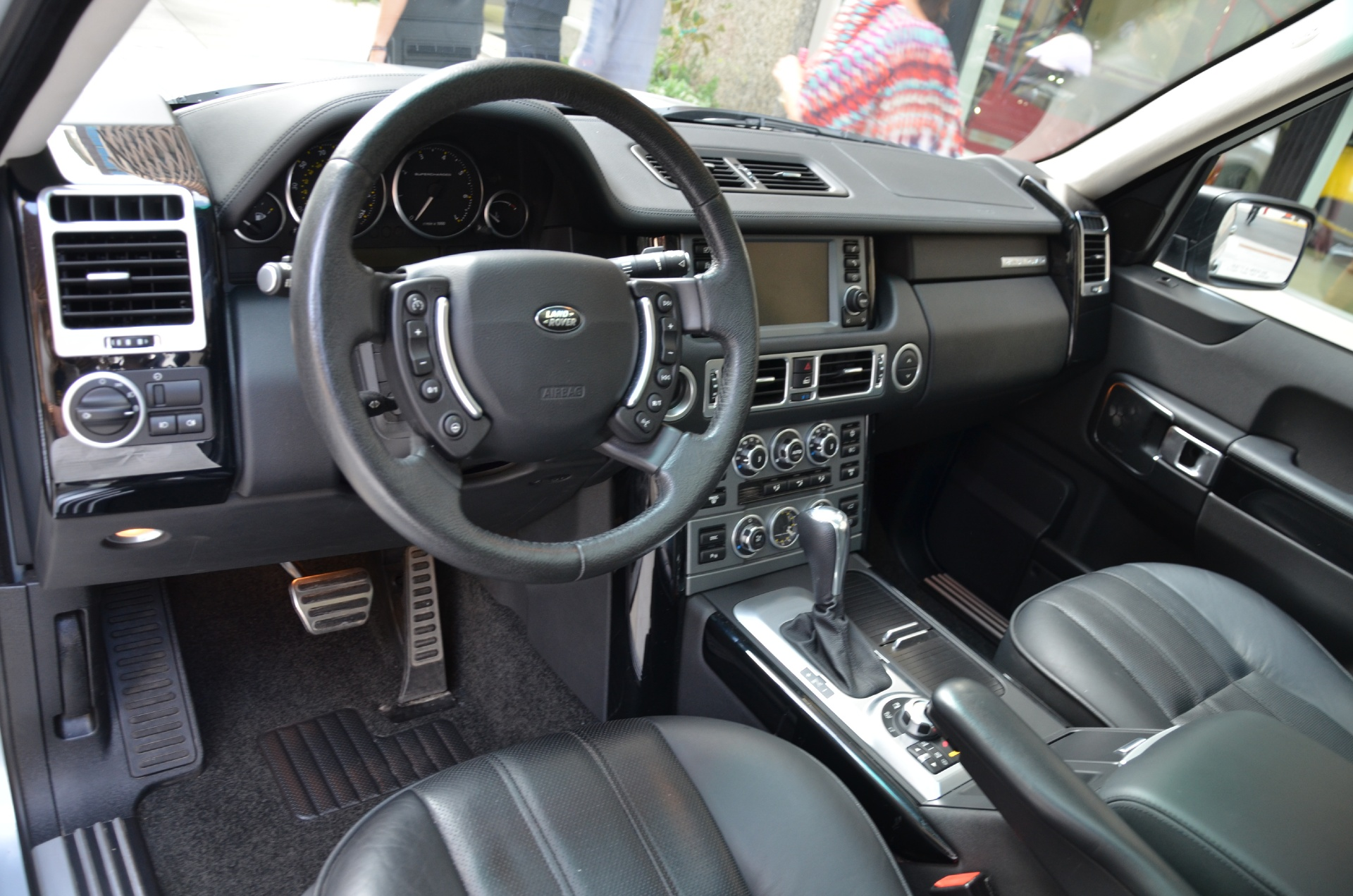 2007 Land Rover Range Rover Supercharged Stock GC1779A for sale