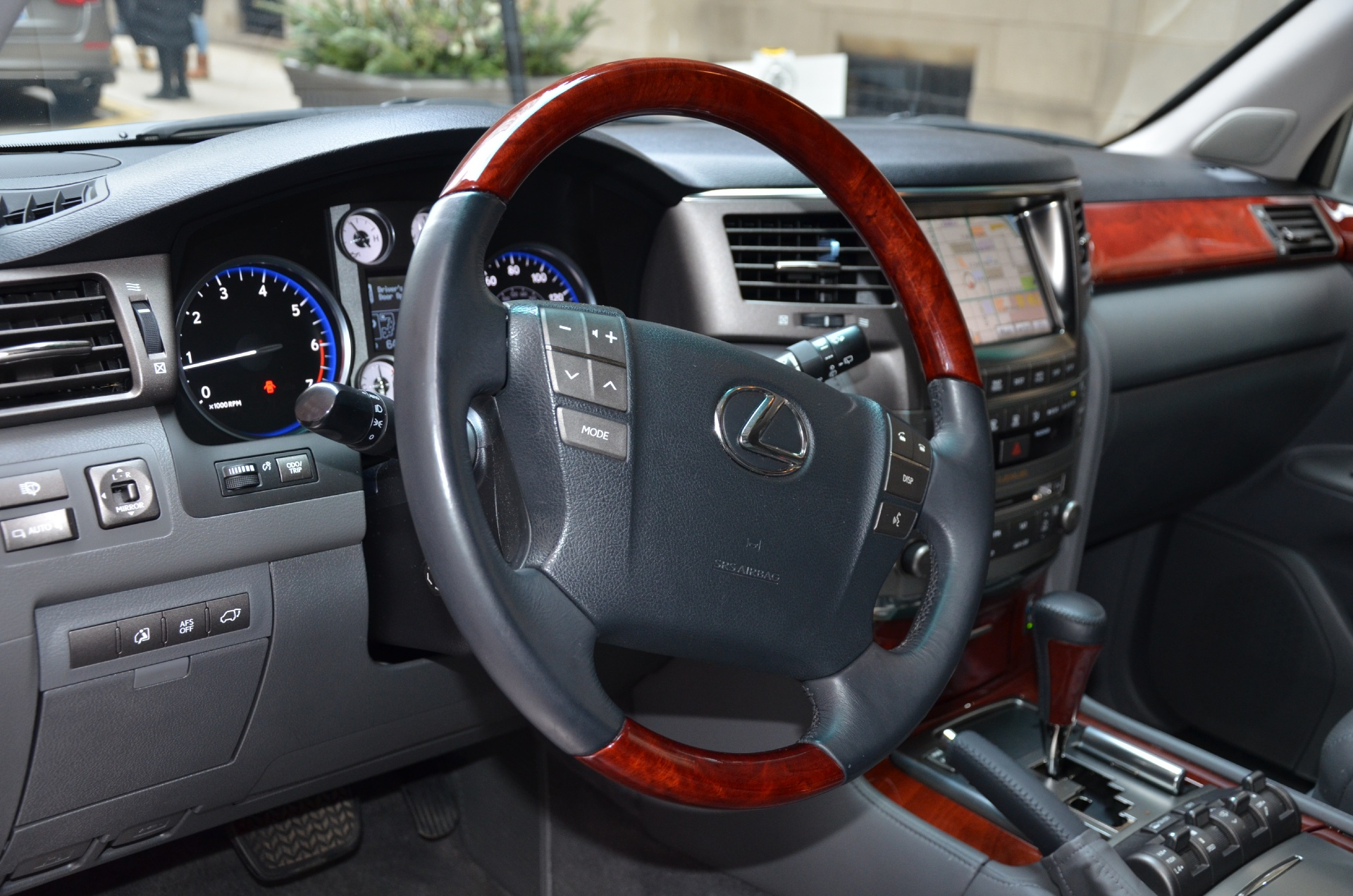 2010 Lexus LX 570 Stock GC1858 for sale near Chicago IL