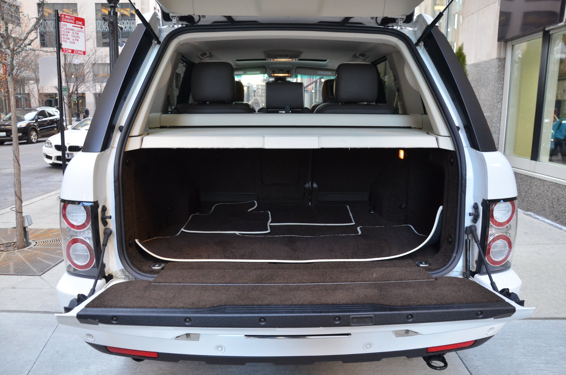 2012 Land Rover Range Rover Supercharged Stock GC1825A for sale