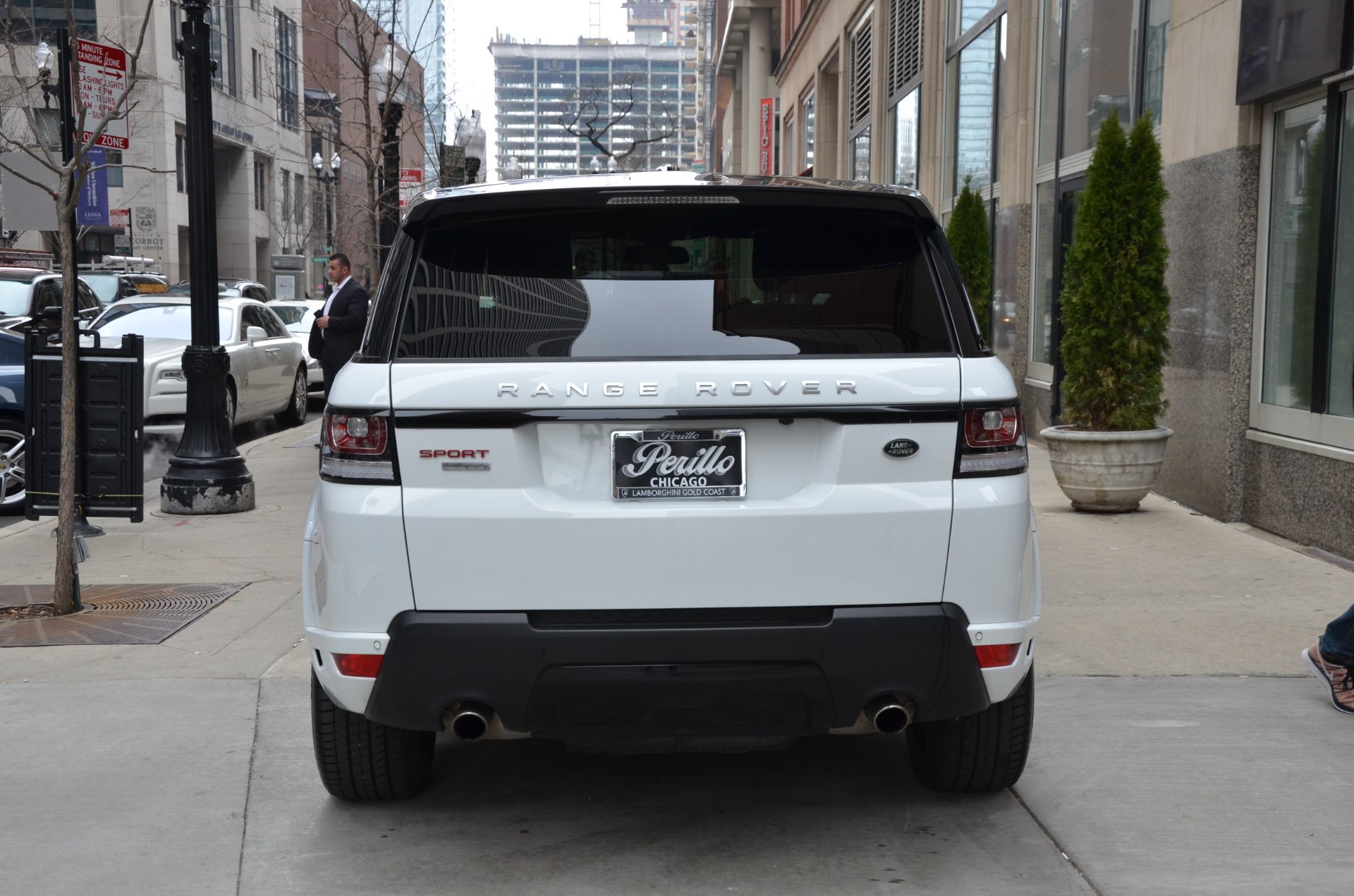 Land Rover Range Rover Sport Autobiography Stock Gc A For Sale Near Chicago Il