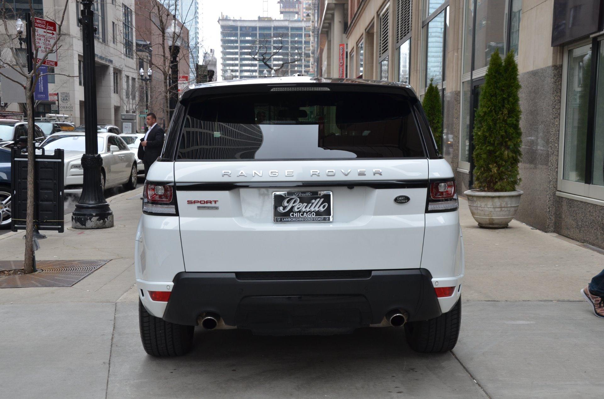 2015 Land Rover Range Rover Sport Autobiography Stock GC1804A