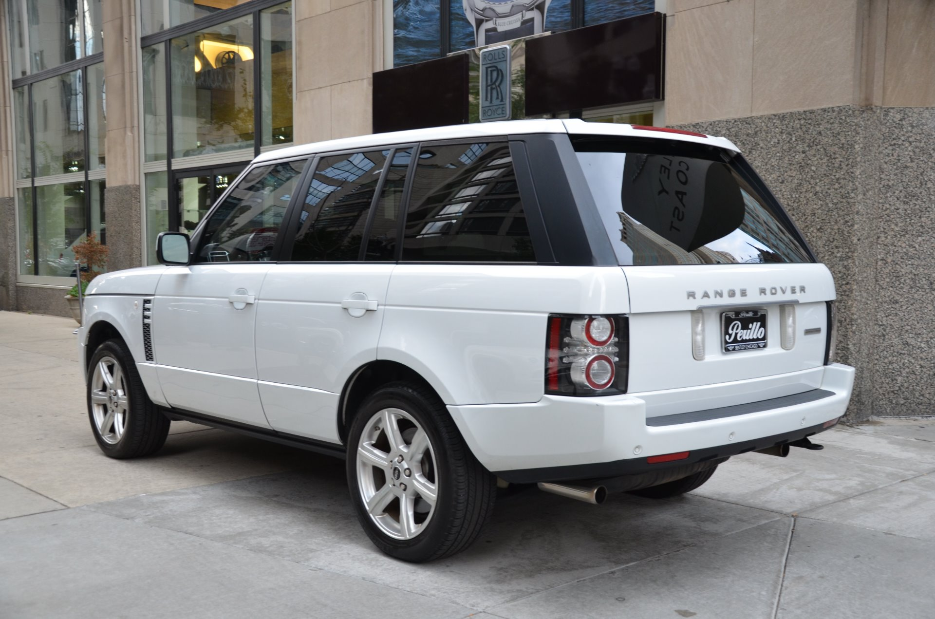 2012 Land Rover Range Rover Supercharged Stock B845A for sale