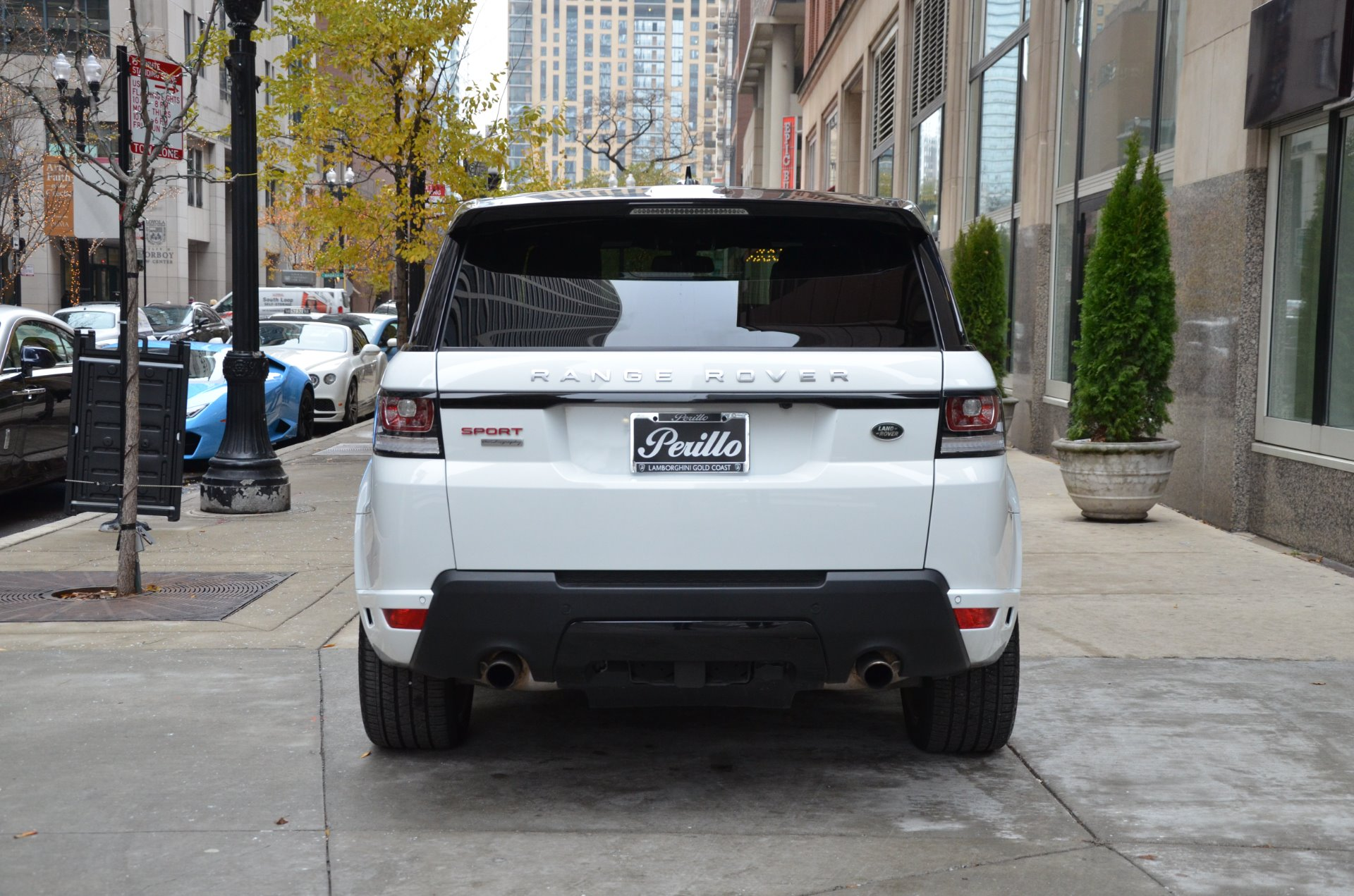Land Rover Range Rover Sport Autobiography Stock B827a S For Sale Near Chicago Il