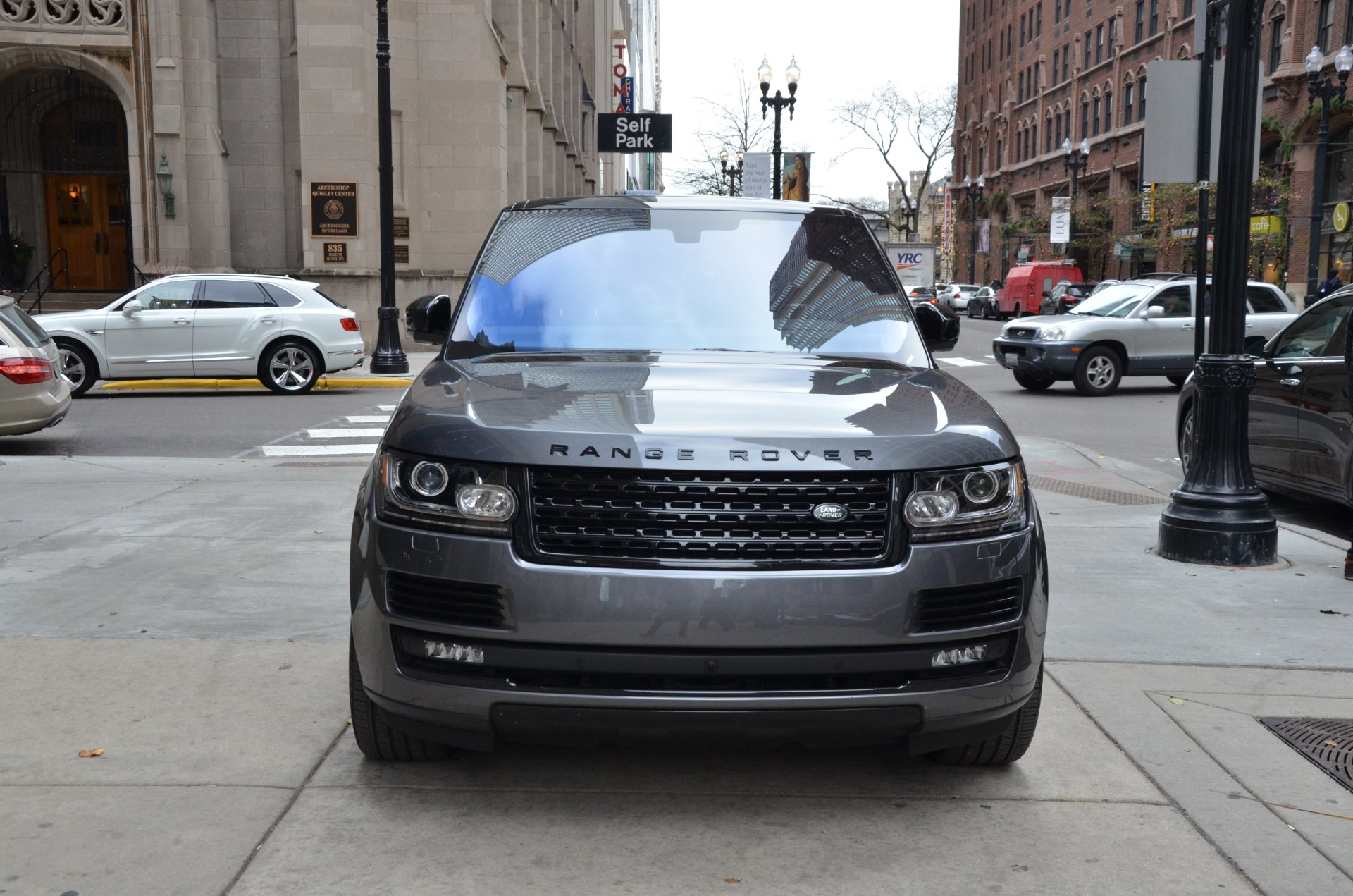 Land Rover Chicago