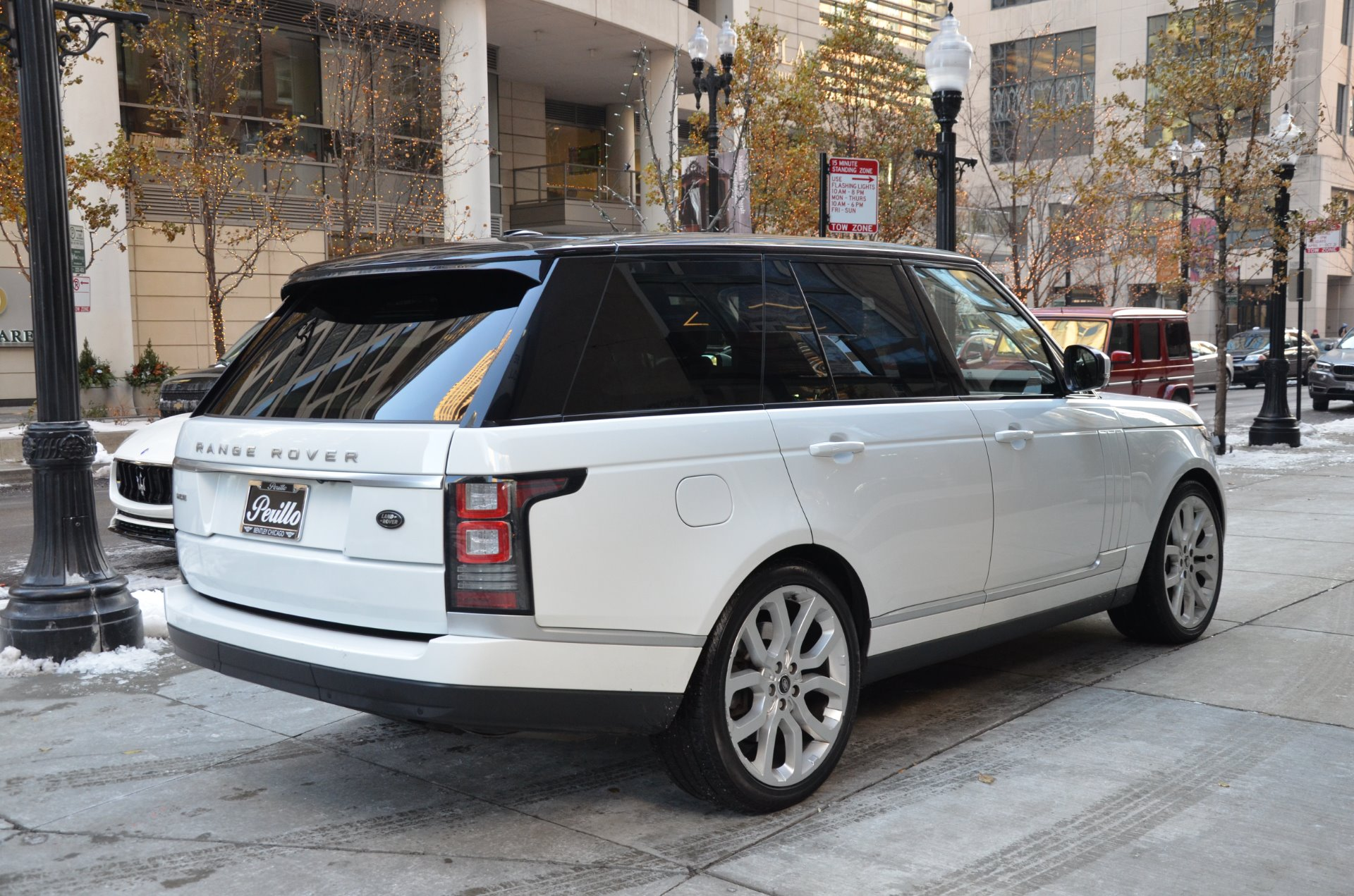 2013 Land Rover Range Rover HSE Stock B852B for sale near