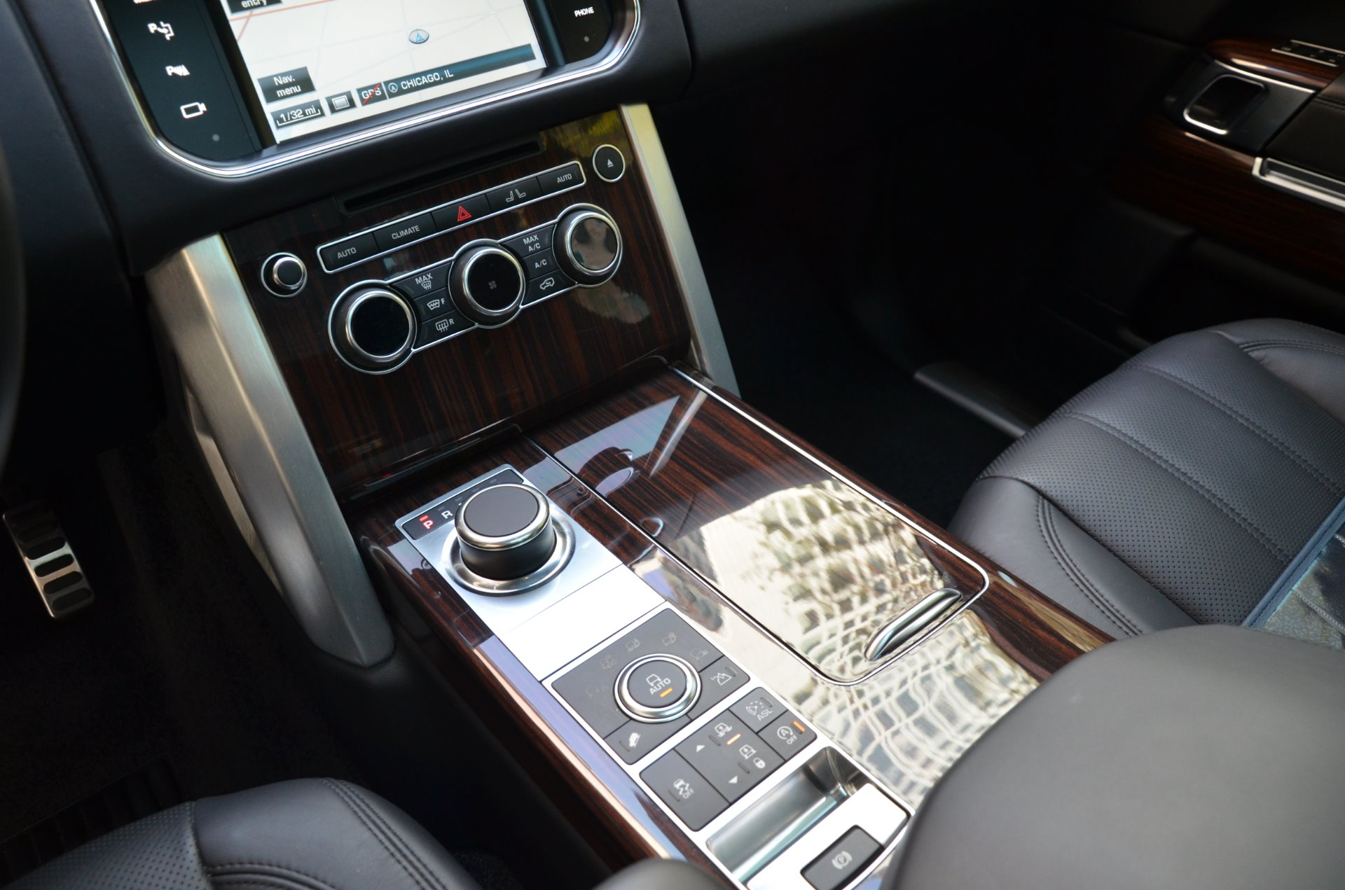 2015 Land Rover Range Rover Supercharged Stock for sale