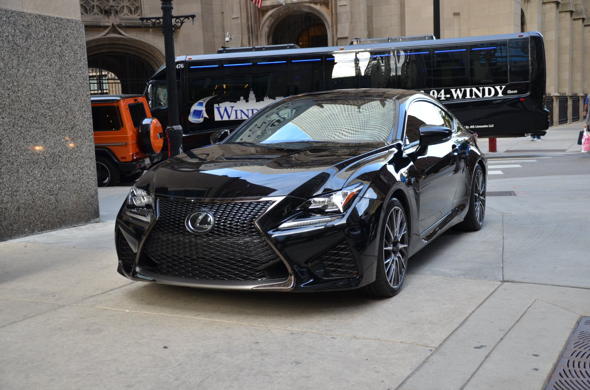 2015 Lexus RC F Stock B920AA for sale near Chicago IL