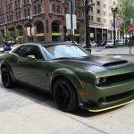 2018 Dodge Challenger Srt Demon Stock Gc2328 For Sale Near Chicago Il Il Dodge Dealer