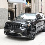 2016 Jeep Grand Cherokee Overland Stock B1144a For Sale Near Chicago Il Il Jeep Dealer
