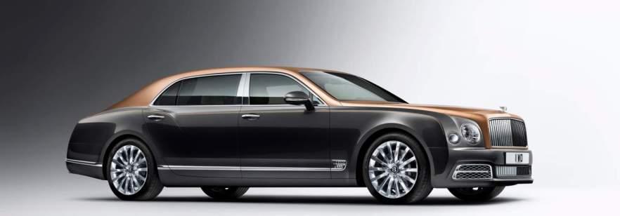 Bentley mulsanne extended wheelbase - privechauffeur